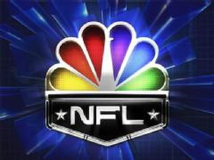 NFL on NBC - NFL on NBC logo used since 2006.