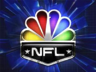 NFL on NBC - NFL on NBC logo used since 2006.