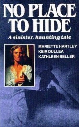 No Place to Hide (1981 film) - VHS release cover