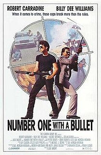<i>Number One with a Bullet</i> (film)