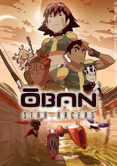 Picture of a TV show: Oban Star-Racers