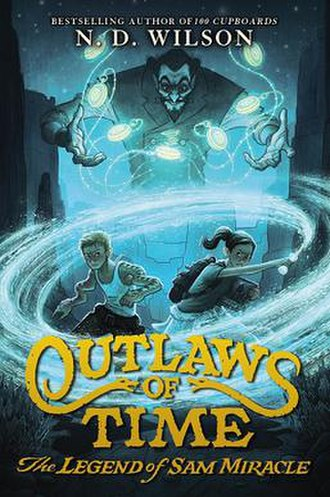 The Legend of Sam Miracle - Image: Outlaws of Time