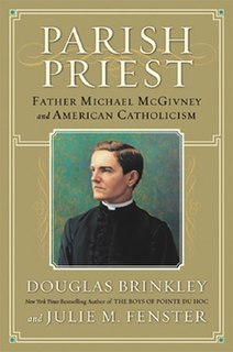 <i>Parish Priest</i> (book) biography of Father Michael J. McGivney, founder of the Knights of Columbus
