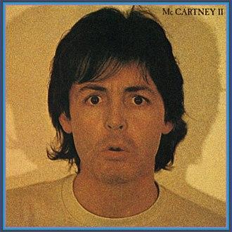 McCartney II - Image: Paul Mc Cartneyalbum Mc Cartney II