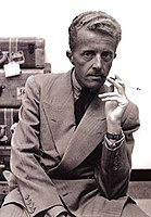 Picture of an author: Paul Bowles