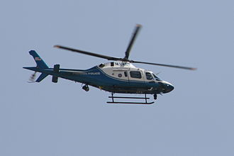 AgustaWestland AW119 Koala - A119 of the Phoenix Police Department