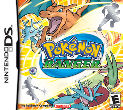 Picture of a game: Pokémon Ranger