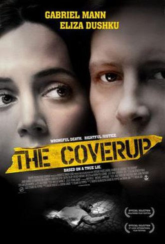 The Coverup - Image: Poster of the movie The Coverup