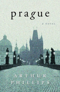 <i>Prague</i> (novel) 2002 historical novel