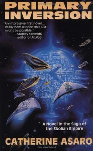 Primary Inversion - First edition cover