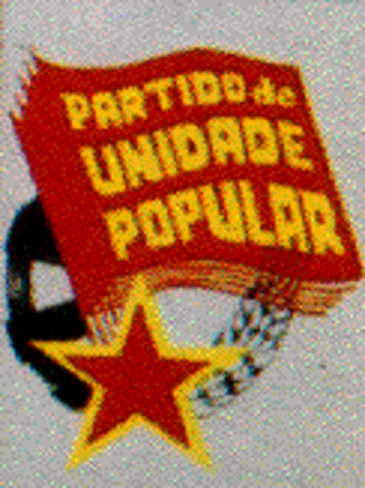 Popular Unity Party (Portugal) - Image: Pupportugal