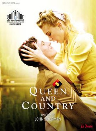 Queen and Country (film) - Film poster