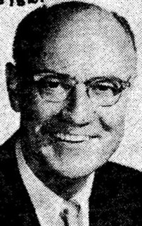 Ransom M. Callicott Los Angeles City Council member