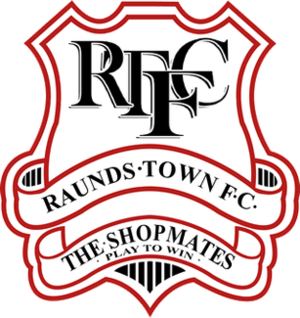 Raunds Town F.C. - Image: Raunds Town F.C. logo