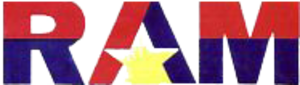 1989 Philippine coup attempt - Image: Reform the Armed Forces Movement logo circa 1990s