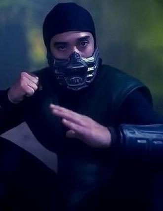 Reptile (Mortal Kombat) - Keith Cooke as Reptile in the film Mortal Kombat