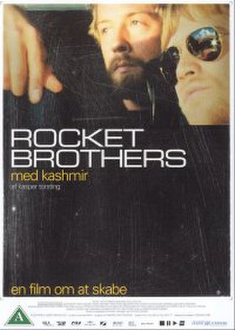 Rocket Brothers - Rocket Brothers cover