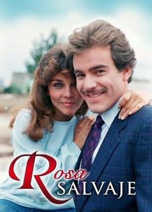 Rosa salvaje - Image: Rosa salvaje