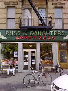Appetizing store