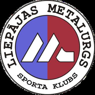 FK Liepājas Metalurgs - Image: SK Liepajas Metalurgs logo