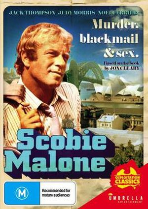 Scobie Malone (film) - DVD cover