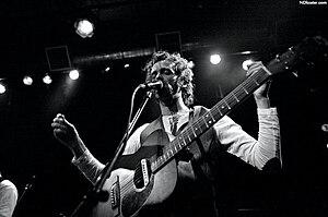 Sean Hayes (musician) - Image: Seanhayes rickshaw