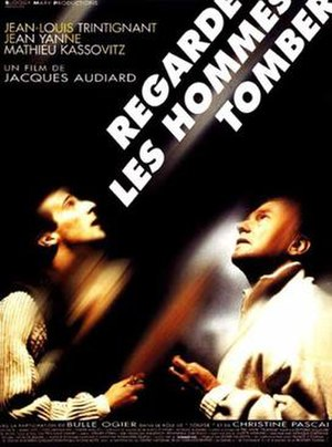 See How They Fall - French poster