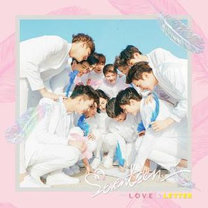 Love & Letter - Image: Seventeen Love and Letter