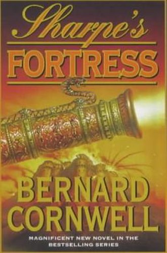 Sharpe's Fortress - Cover of the UK Paperback edition