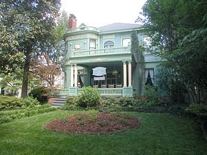 William Perrin Nicolson House - The Shellmont Inn Bed and Breakfast