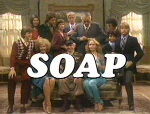 Soap (TV series) - Image: Soap title screen