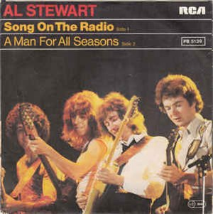 Song on the Radio - Image: Song on the Radio Al Stewart