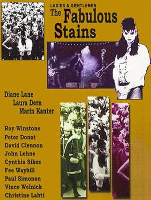 Ladies and Gentlemen, The Fabulous Stains - Original film poster