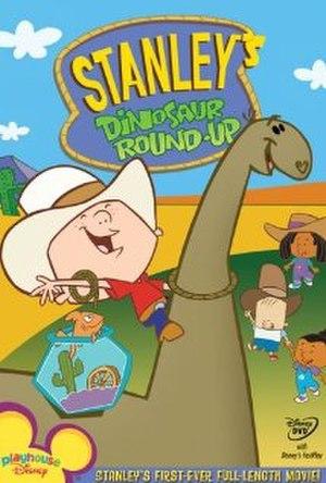 Stanley's Dinosaur Round-Up - DVD cover