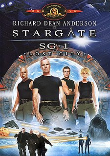 Lost City (<i>Stargate SG-1</i>) 21st and 22nd episodes of the seventh season of Stargate SG-1