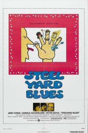 Steelyard Blues - Film poster