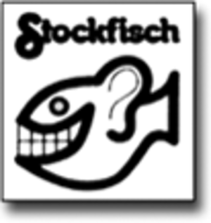 Stockfisch Records - Image: Stockfisch records logo