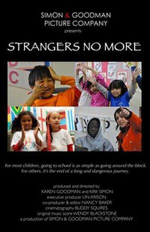 Strangers No More - Image: Strangers No More