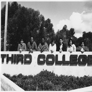 Thurgood Marshall College - Student Activists from Third College