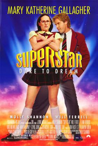 Superstar (1999 film) - Theatrical release poster