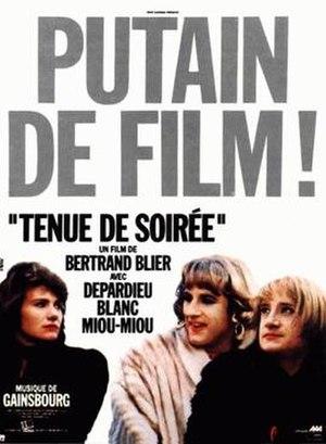 Tenue de soirée - Film poster