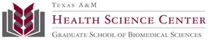 Texas A&M Health Science Center Graduate School of Biomedical Sciences - Image: Texas A&M Health Science Center Graduate School of Biomedical Sciences (logo)