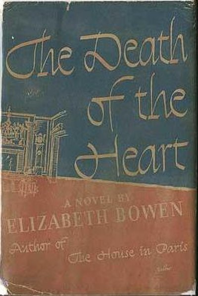 Picture of a book: The Death Of The Heart
