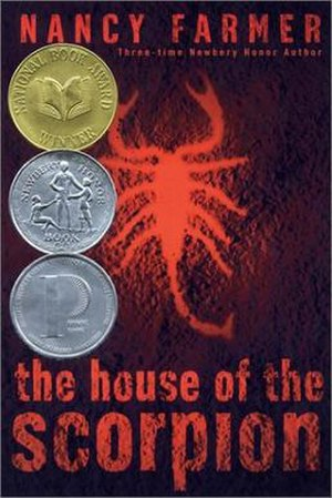 The House of the Scorpion - Image: The Houseofthe Scorpion