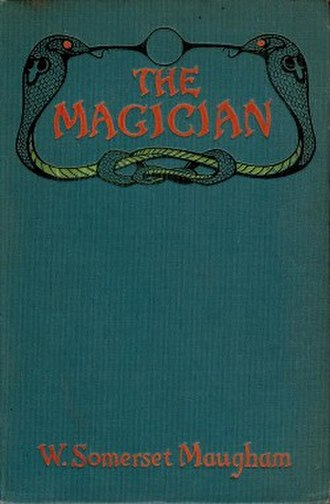 The Magician (Maugham novel) - First US edition