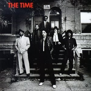 The Time (The Time album) - Image: The Time debut