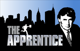 The Apprentice (U.S. TV series) - The Apprentice logo.