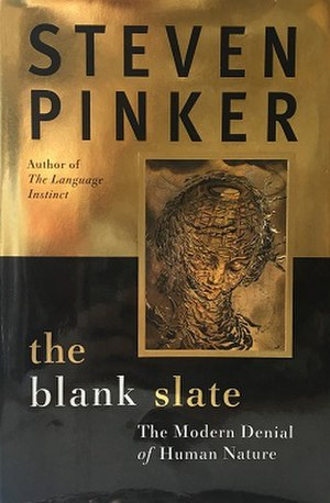 The Blank Slate - Cover of the first edition