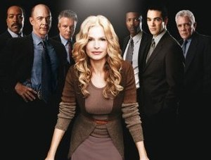 The Closer - Primary cast in 2006