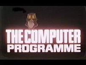 The Computer Programme - Logo from The Computer Programme